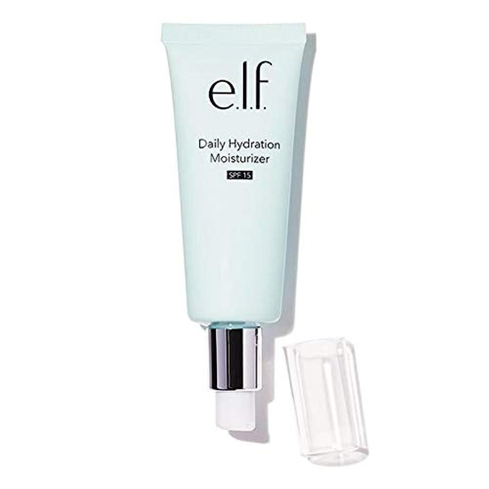 九ストレス分類[Elf ] エルフ。毎日水和保湿75ミリリットル - e.l.f. Daily Hydration Moisturiser 75ml [並行輸入品]