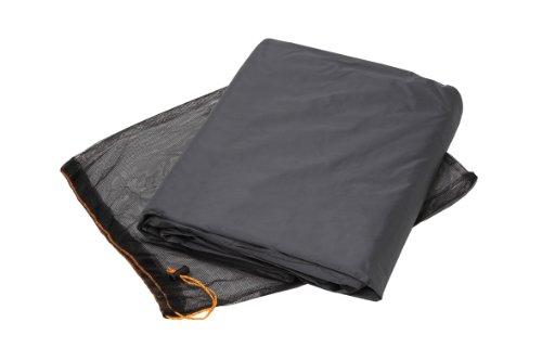 VAUDE Podkładka pod namiot FP Arco 2P, antracyt, One Size, 115400690