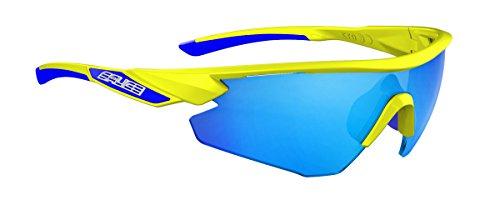Salice 012RW - Gafas de Ciclismo, Color Amarillo, Talla única