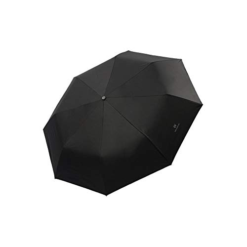 Katurn Windfester Taschenschirm - Regen Große Winddichte Regenschirme Regen für schwarzen Sonnenschirm