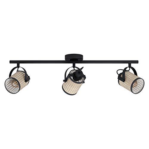 EGLO RUSCOMB, Lámpara de techo de 3 focos