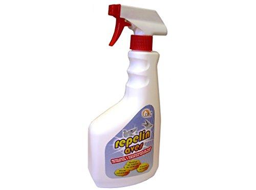 Prevencion Bio Ambiental. - Ahuyentador Aves Exterior Aves Spray 750Ml Repelin