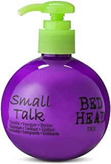 Bed Head by Tigi Travel Small Talk Hair Volume Styling Cream for Fine Hair...