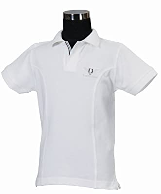 TuffRider Mädchen Poloshirt XL