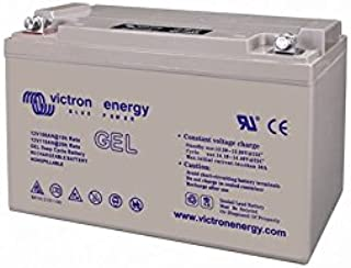 Victron Energy - Batería 220Ah 12V GEL Deep Cycle Victron Energy Fotovoltáico Náutica Cámper - BAT412201104