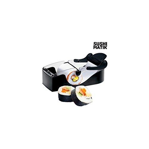 Appetitissime Matik Macchina per Sushi, Nero, 11x 20,8x 8cm