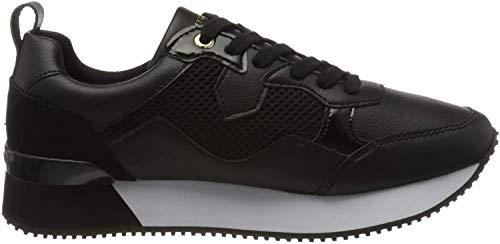 Tommy Hilfiger Damen Annie 7c Sneaker, Schwarz (Black Bds), 39 EU