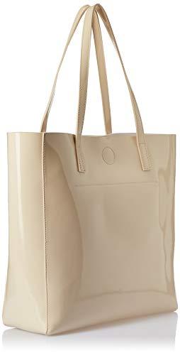 Amazon Brand - Eden & Ivy Handbag (Beige)