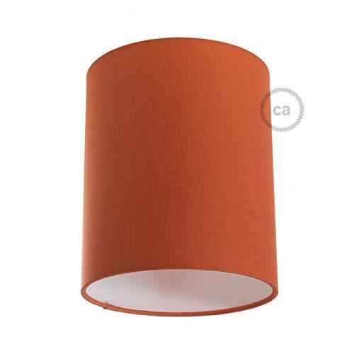 Portalampada E27 con interruttore 4,5 Metri Colore Caff/è Hoopzi Cavo Elettrico Tessuto Lampade a Sospensione Bala 36 Colori