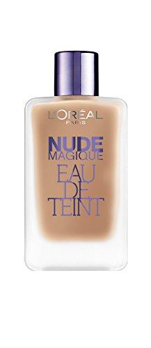 Fond de teint Nude Magique Eau de teint L'Oréal...