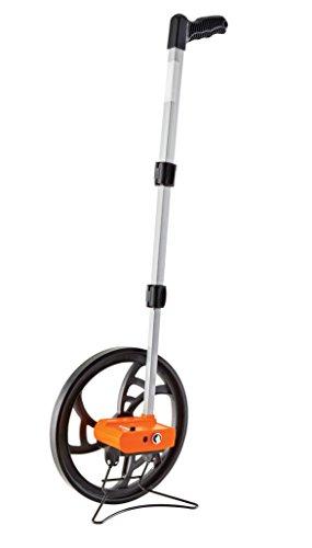Keson RR3010 Kesonite Measuring Wheel with Telescoping Handle (Graduations: 10ths), 11-1/2-Inch Diameter