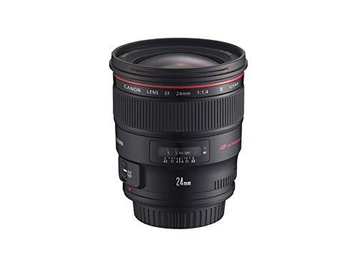 Canon Obiettivo EF 24 mm, f/1.4L II USM
