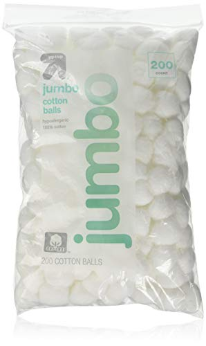 Cotton Balls Bag of 200 by Up & Up