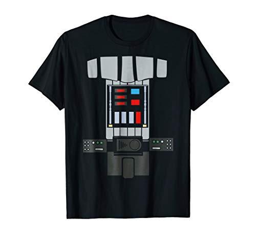 Star Wars Darth Vader Costume Graphic T-Shirt