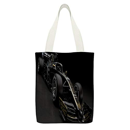 Canvas Tote Bag DoubleMotor Vehicle Automotive Design Automotive Tire Automotive Exterior Automotive Wheel System15*12.6in