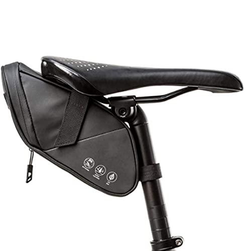 Fivesix Cola de la Bicicleta Bolsa Reflectante de Bicicletas Bicicletas de montaña del Amortiguador Impermeable Riding Saddle Bag Equipo de Montaña Ruta MTB, Accesorios de la Bicicleta