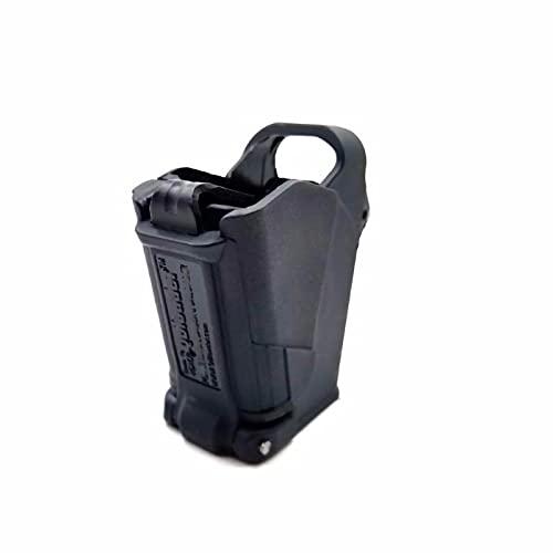 HYWY Ayuda De Carga De 9 Mm .45ACP, Ayuda De Carga, Cargador Universal De La Revista Pistola