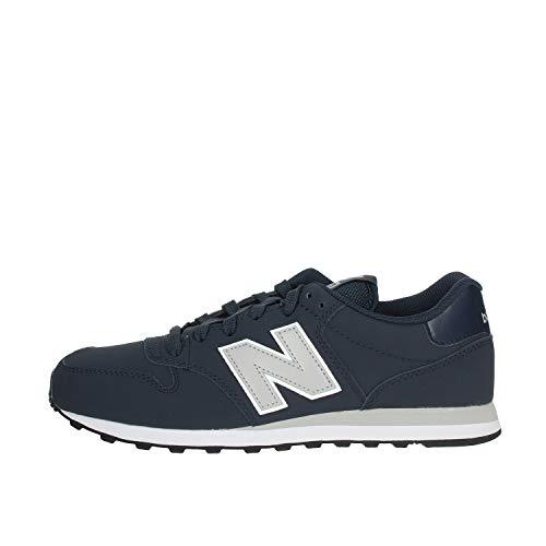 New Balance 500, Zapatillas para Hombre, Azul Navy, 43 EU