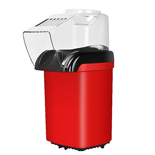 Great Deal! DelongKe Household Mini Automatic Popcorn Machine, Easy to Use The Heating Popcorn Machi...