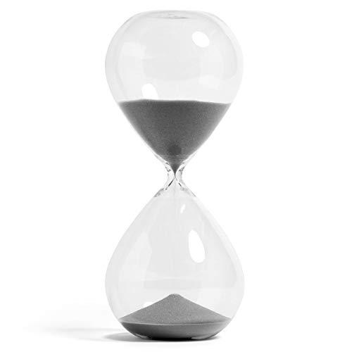 Time XXXL Sanduhr Silver Hay