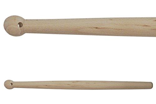 PREMIUM Knollennpinsel Ersatz Stiel Facongriff Nischenpinsel Faconstiel Griff für alle Knollenpinsel Typen