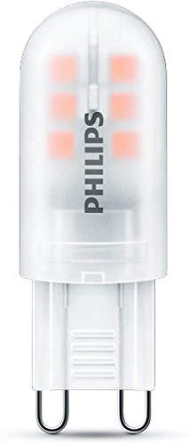 Philips Lampe LED équivalent 25 W, E9, blanc chaud (2700 Kelvin), 204 lm, réflecteur.