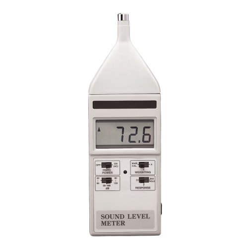 Sper Scientific 840029 Digital Type 2 Sound Meter