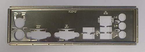 ASRock N68-GS4 FX Blende - Slotblech - I/O Shield #42206