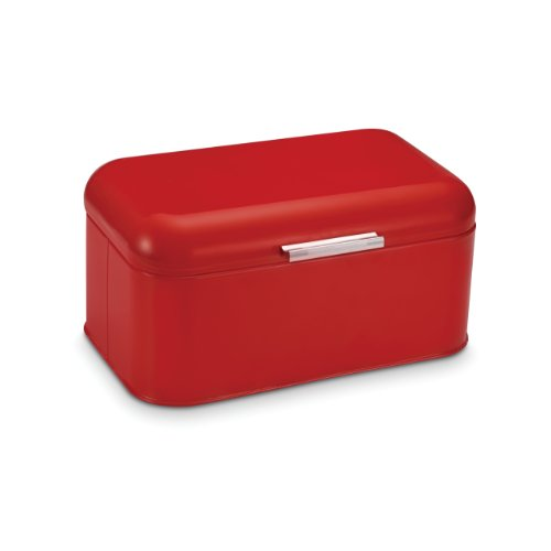 Mini Red Retro Bin