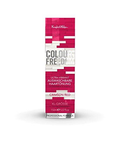 Colour-Freedom Ultra-Vibrant Crimson Red XL 150 ml auswaschbare Haartönung