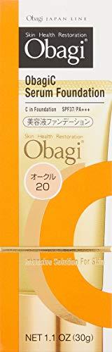 Obagi(オバジ)オバジCセラム(ビタミンC美容液)ファンデーションオークル2030g