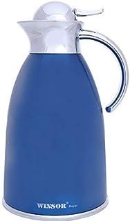 Winsor Stainless Steel Vacuum Flask, 1 Liter, Assorted