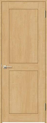 ラシッサS 標準ドア ASTH-LWA 錠付き 0720 W:780mm × H:2,023mm 吊元:右吊元 本体色/枠色:クリエペール(PP) 枠種類:ノンケーシング115(壁厚:76-100) 沓摺:埋込沓摺(A枠) 把手:サークルB 鍵種類:丸型簡