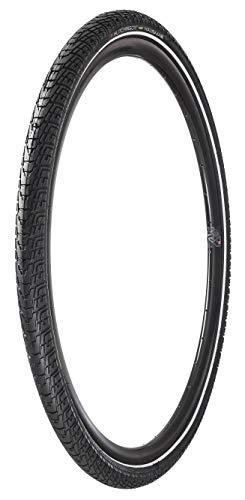 Hutchinson HUSSMANN Fahrradreifen für Erwachsene, Unisex, Schwarz, 27,5 x 1,5 cm