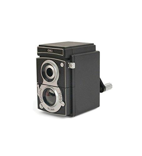 KIKKERLAND Camera Pencil Sharpener カメラペンシルシャープナー SC12 [並行輸入品]