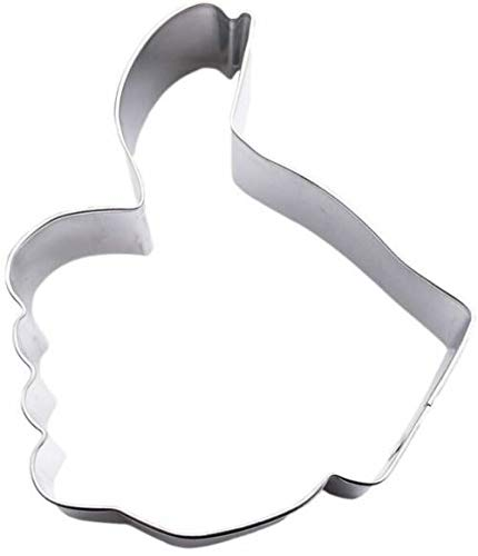 Aggie Thumbs Up 4'' Cookie Cutter New! Gig' em #KD-113