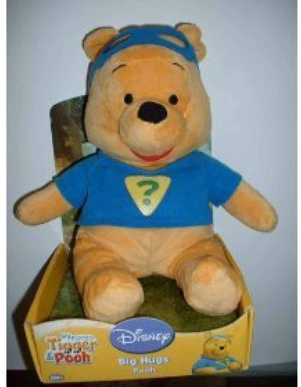 exclusivo Winnie the Pooh súper Sleuth Big Big Big Hugs Pooh by Disney  Tienda de moda y compras online.