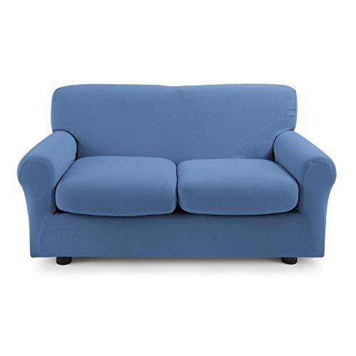 Zucchi Zapping housses pour le canapè 3 places avec 3 housses de coussins de 160 à 220 avion