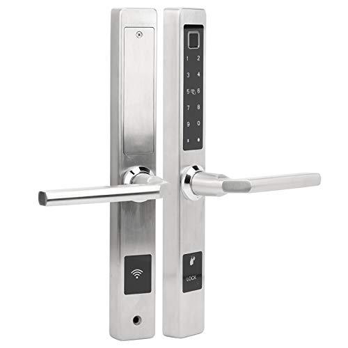 Intelligentes Türschloss, WIFI-Türschloss, Sicherheit zu Hause Intelligente Sicherheit gegen Diebstahl(3585 lock body)