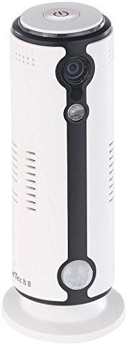 VisorTech GSM-IP-Überwachungskamera, WLAN & 3G, HD, Nachtsicht, Bewegungsmelder