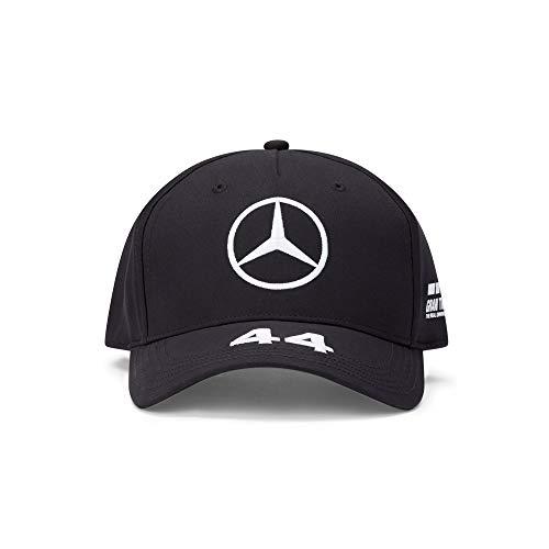 Official Formula one - Mercedes-AMG Petronas Motorsport 2020 - Lewis Hamilton Kinderkappe - Schwarz
