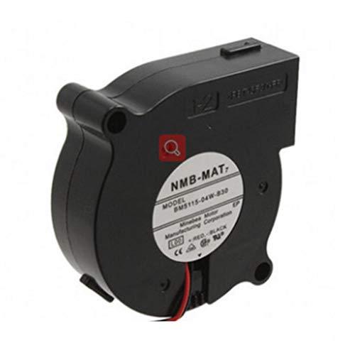 NMB-MAT Fan BM5115-04W-B30 5015 12V Dual Ball Centrifugal CPU Cooling Fans