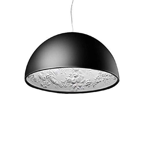 FFLJT Colgante de resina araña colgando del techo de la lámpara del accesorio ligero rural estilo retro Luces