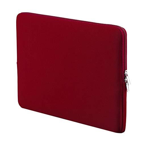 "Docooler Zipper Soft Sleeve Bag Case para 14 polegadas 14""Ultrabook Laptop Notebook Portátil"