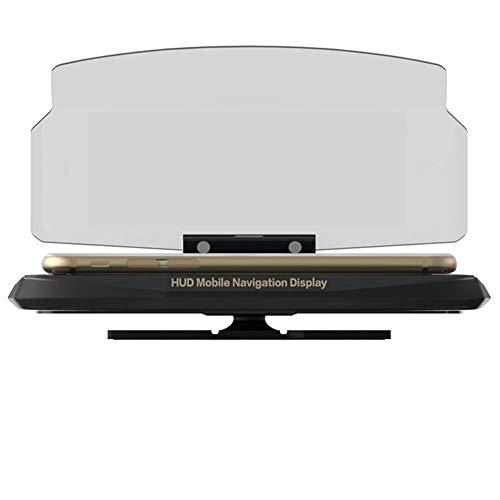 HUD Navigation HD Reflec Up Display Soporte for teléfono Soporte