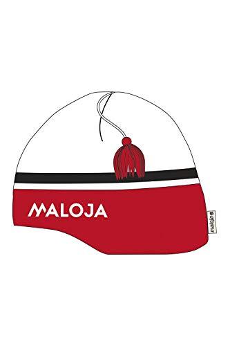 Maloja CirstoffLM Technische Mützen, Unisex, für Erwachsene Einheitsgröße Rot (red Poppy)