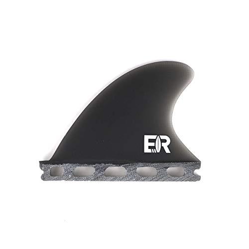 Eisbach Riders River Surfing - Tabla de surf (2,6''), color negro