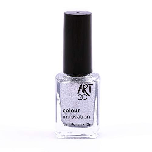 Art 2C - Vernis à ongles, finition classique disponible en 96 couleurs, 12 ml, Couleur : 127 Mirror Girl