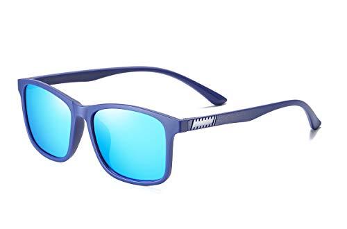 SKILEC Gafas de Sol Polarizadas Hombre Mujer - Gafas para Ciclismo, Running,...