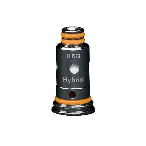 Testina bobina di ricambio originale per Aegis Pod GEEKVAPE Avvolgicinghia G ST 0,6Ohm per kit Aegis Pod (5 PCS)